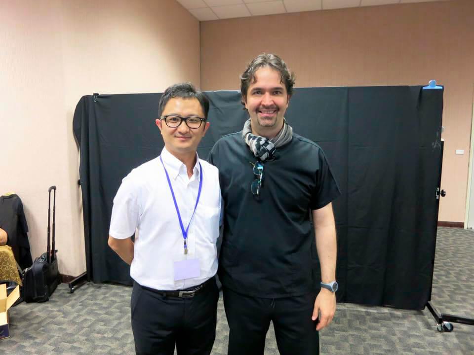 尼斯診所-郭聿書院長-雷射光療-全臉微整型-國醫整外論壇_來自巴西的Dr.de Maio